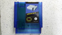 Wholesale JACK DIY RAM cartridge for Famicom NES with SD interface Contains product shell