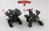 2014 Popular Movie How to Train Your Dragon 2 PVC Action Fig...