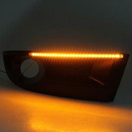 Wholesale case for Chevrolet case for Aveo special fog lights LED turn signals LED daytime running lights daytime running lights bumper lights