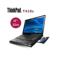 Wholesale Used laptop lenovo Thinkpad T410s i5 G G G inch widescreen Wifi Webcam ultrathin slim notebook