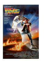 """Peel & Stick PVC Animal Wall Sticker of Back to the Future Movie (Michael Looking) """"20x30"""" inch Attractive and Durable Poster for Home Decorate Free Shipping"""