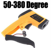 Wholesale Digital Non Contact Laser Infrared red IR Thermometer to degree