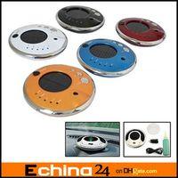 Wholesale 5 Colors Portable Solar Mini Anion Air Humidifier Aroma Diffuser Lonizer for Home Car