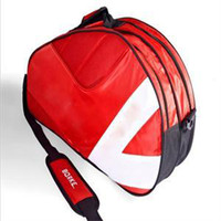 Wholesale 2014 Hot sale brand Padded tennis Racquet bags badminton racket equipment bag