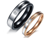 Wholesale gold rings jewelry jewelry shop rings stainless steel rings
