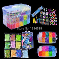 Cheap Rubber Rainbow Loom Best Diy invisible setting loom bands