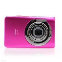 Wholesale Hoot Camera quot TFT LCD Screen Digital Camera MP x Digital Zoom P Anti shake AVI JPEG mAh x