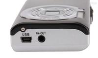 2.5 quot; TFT LCD Câmera Digital 15MP 8 x Zoom Digital 720P Anti-shake AVI JPEG 850mAh 1920 x 1080