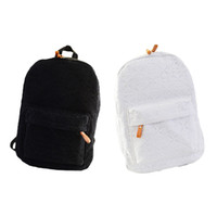 Wholesale S5Q Backpack Sweet Women Canvas Lace Schoolbag Campus Book Shoulder Bag Rucksack AAADTC