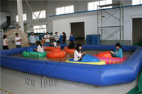 Wholesale inflatable electric bumper boats for sale animal bumper boat inflatable children inflatable bumper boat for pool