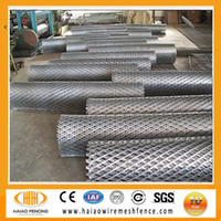 Wholesale Real manufacturer direct factory supplier expanded metal mesh