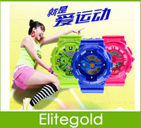 Wholesale Skmei Brand Waterproof Watches Led And Analog Dual Display Man Outside Sport Wrist watches Colors Available
