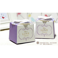 Wholesale 2014Hot Sale New Wedding package Gift Boxes Wedding Favors Boxes Wedding Supplies Personality Candy Boxes