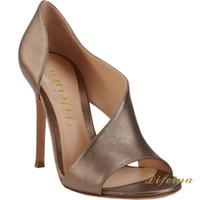 Lauren Ralph Lauren Polo Zamora Women's Dress Shoes Heels Brown