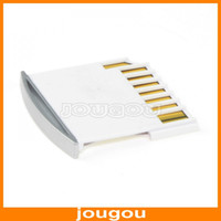 Wholesale Micro SD SDHC Card Adapter TF Memory To Short SD Adapter For MacBook Pro Air
