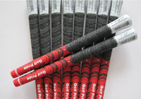 Wholesale Carbon Yarn Rubber Whiteout Golf Grips Colorful Traction Golf Clubs Golf Grips GRIP CASE