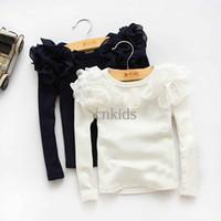 Cheap Girl Girl Shirts Best Spring / Autumn Standard Baby Base Shirt