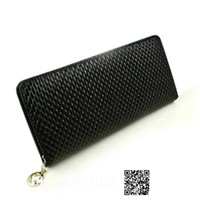 Wholesale Manufacturers new female genuine leather wallet Ms head layer cowhide leather long wallets for women