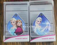 Wholesale Frozen Princess New Cosmetic Mirror Case frozenC26 new