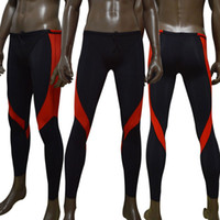 Cheap Quick-drying lycra swimwear long legs professional mens swim trunks