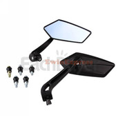 Wholesale Hot New Good x pairs Motorcycle Motorbike Side Rear View Mirror for Yamaha Honda