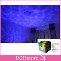 Romantic Aurora Master 7 Colorful LED Light Ocean Wave Proje...