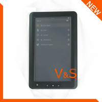 Wholesale 7 inch Color LCD Touch Screen Ebook Book Reader with GB Capacity Retail Package