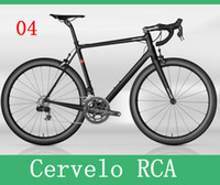 Wholesale 2014 New Arrival Cervelo Rca Carbon Frames R5ca R Series showcase Cervélo Squoval Road Bike Frameset Black Decal France Style BB Right