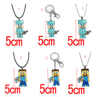 anime - 10pcs Minecraft Metal Necklace Anime Games Cheap and Best