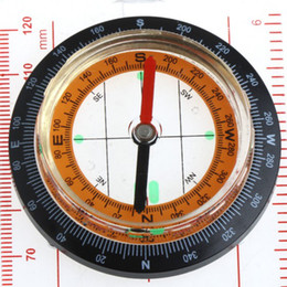 Wholesale Portable Mini Baseplate Compass Map Scale Ruler for Outdoor Camping Hiking Cycling Scouts H8617