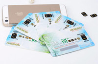 Wholesale Promotion Super thin New Unlock HeiCard Version C for iPhone5C S iOS X Support G G G