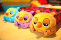 Wholesale Sound Kuso Owl Pet Dog Toy