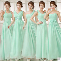 Wholesale The new kinds of style bride s sisters of bridesmaid dresses