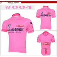 Wholesale 2014 LaGazzetta Cycling Jerseys Pink Women Mountain Bike Jerseys High Quality Fast Color Women Fashion Cycling Jerseys Wear