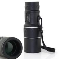 Fancyqube SSY-2940  Wholesale-Super Clear 16x52 Dual Focus Telescope Optics Zoom Monocular Scalable Telescopic SSY-291240