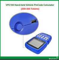 Wholesale VPC Hand held Vehicle PinCode Calculator With Tokens
