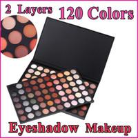 Wholesale Hot Sale Colors Eyeshadow Cosmetic Mineral Makeup Eye Shadow Powder Palette Kit