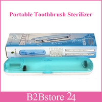 SG- 276 UV Portable Toothbrush Sterilizer Infrared Toothbrush...