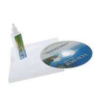 Wholesale 1set Laser Lens Cleaner for DVD CD VCD Rom Player TV Game Laptop PC Cleaning Fluid