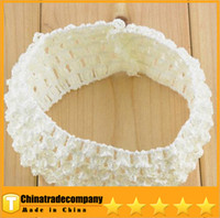 Wholesale Children s Fashion Wool Crochet Headband Knit Hair Band Flower Winter Ear Warmer
