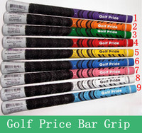 Wholesale Golf Pride Golf grips For Golf Driver Grips or Golf Irons Grips new model golf clubs golf rubbers colors Mix Color NDMC Hot Sale