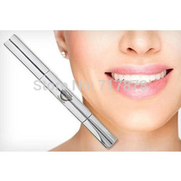 Wholesale 8 Dazzling Silver Teeth Tooth Whitening Bright Whitener Gel Pen Remove Stain Kit