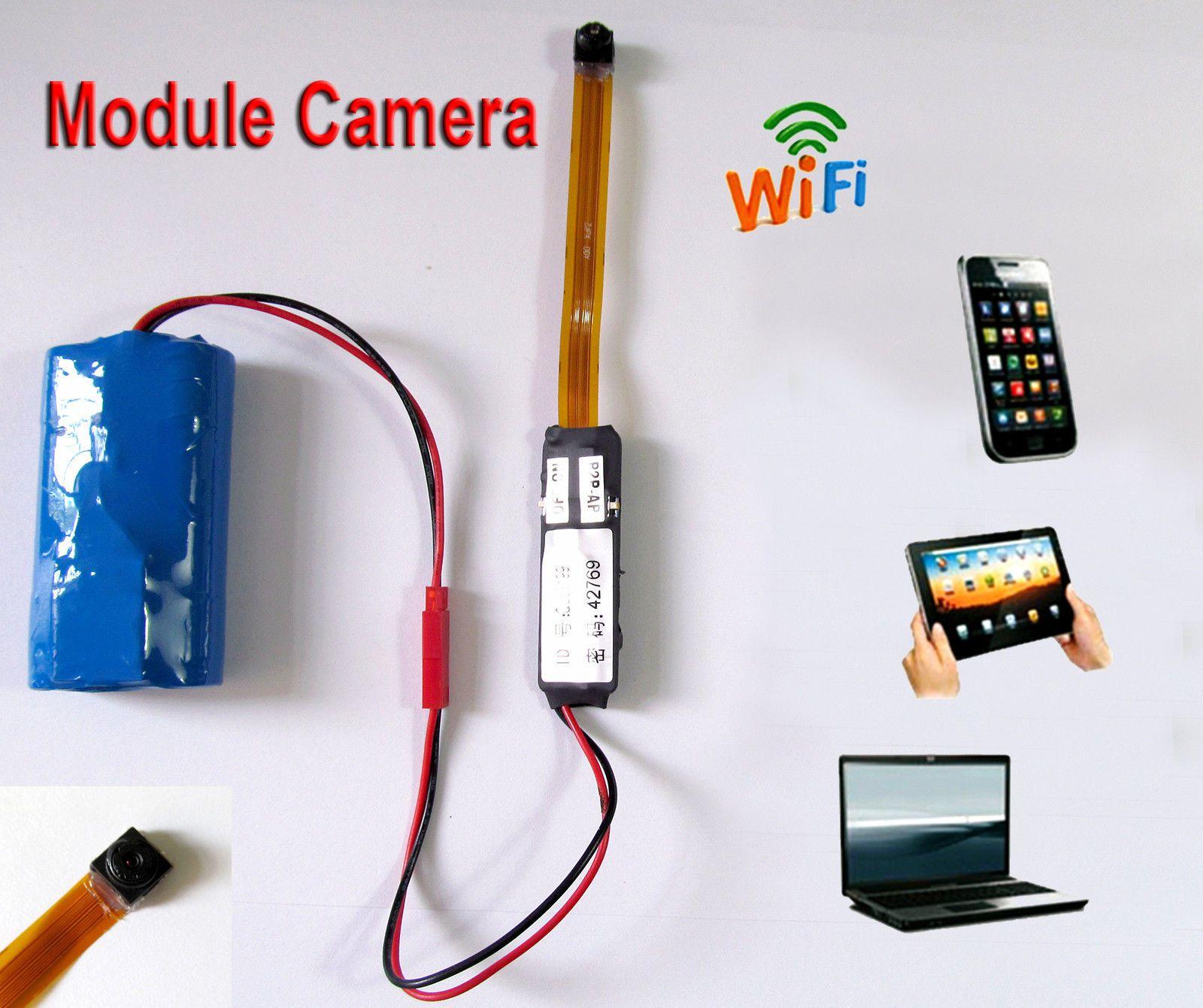 vente en gros de nouveau mini wifi p2p ip module sans fil espion surveillance camera pour iphone. Black Bedroom Furniture Sets. Home Design Ideas