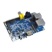 Mobile Phone android single board computer - High performance Banana Pi A20 GB DDR3 SDRAM open source single board computer for Android Ubuntu Debian Rasberry Pi