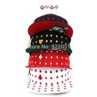 Wholesale 2014 NEW Fashion Embroidery Heart Plum Blossom Blank Plain Snapback Hat Baseball Cap Flat Cap Hip Hop Hat Adjustable