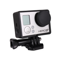 Wholesale Andoer Black Protective Camera Lens Cap Cover Housing Case Cover for Gopro HD Hero D1291