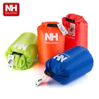Wholesale New L Ultralight Outdoor Travel Rafting Waterproof Dry Bag Canoe Swimming Green Red Blue Orange H11368