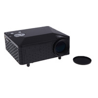Wholesale Portable LED Video TV Beamer Projector for Home Theater Cinema Multimedia Player with HDMI AV VGA SD USB V764