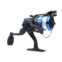 Wholesale 2014 New Fishing Reel Left Right Hand Carp Fishing Spinning Reel BB Gear Ratio Carretilha Pesca Abu Garcia XM200 H11638