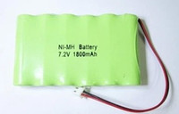 ni-mh battery pack 7.2v - V AA Ni MH mAh Battery Pack Rechargeable batteries